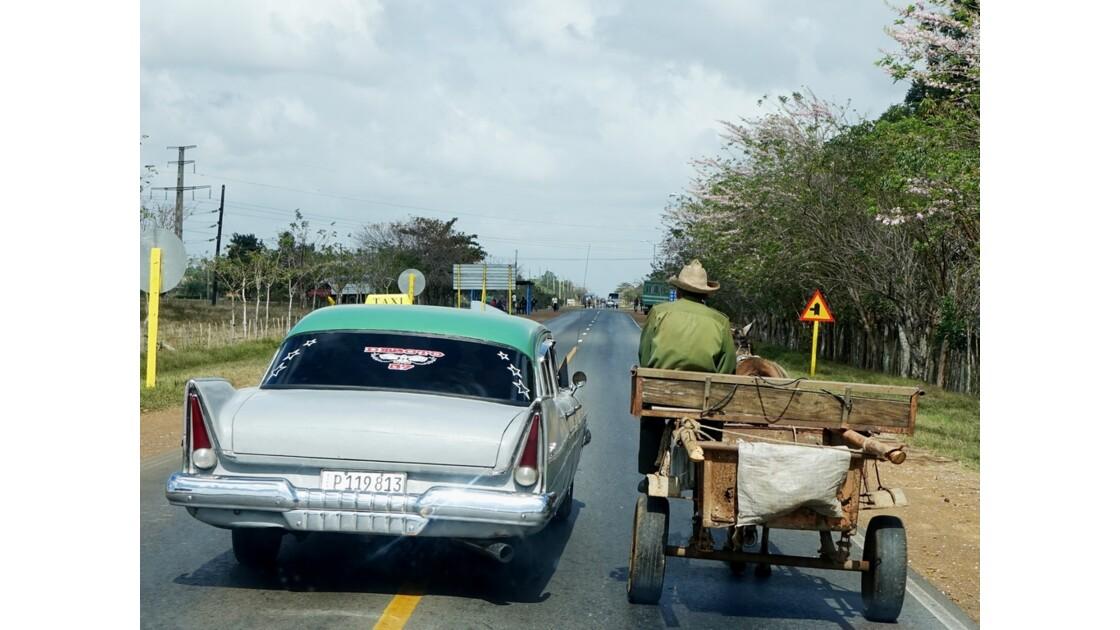 Cuba Sur la route de Playa Giron 2