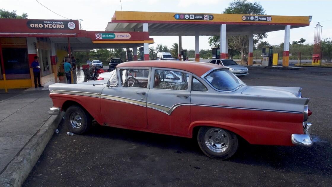 Cuba Sur la route de Playa Giron 3
