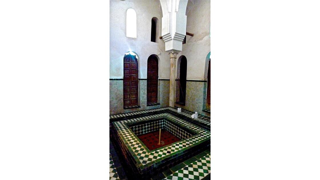 Marrakech haute en couleurs, saveurs, architecture.....