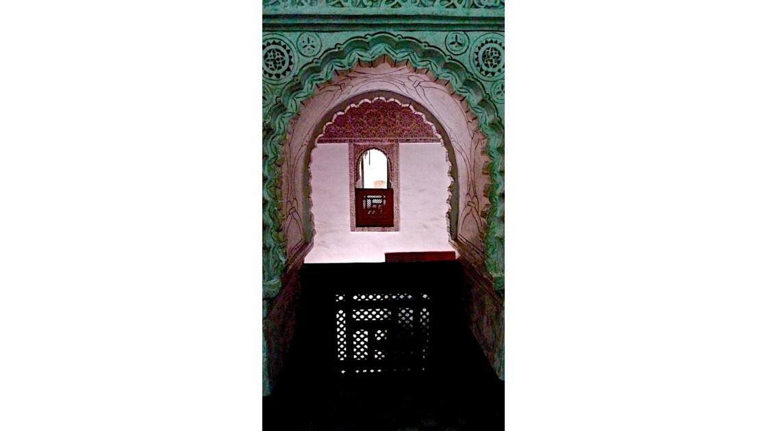Marrakech haute en couleurs, saveurs, architecture...
