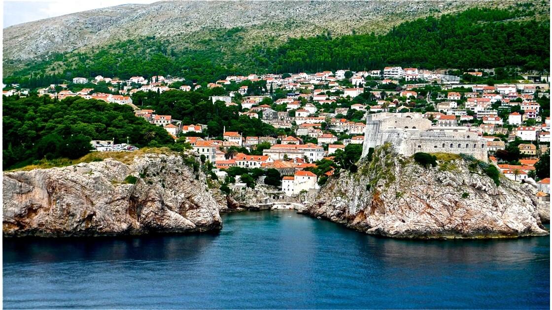 Dubrovnik, une ville musée sur la mer Adriatique