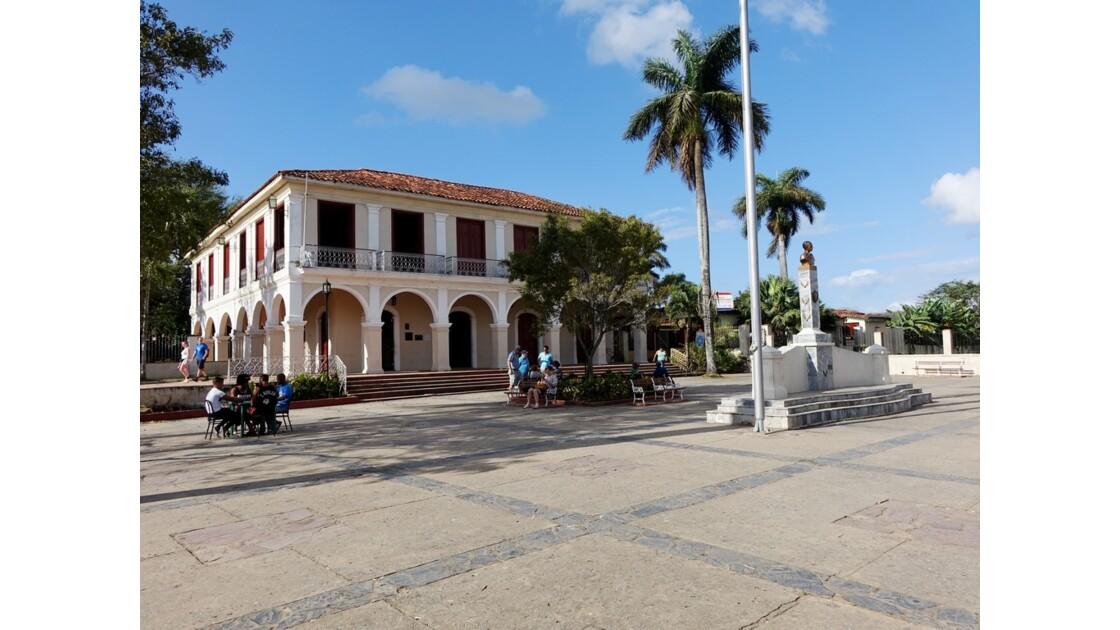 Cuba Vinales Parque Marti 1