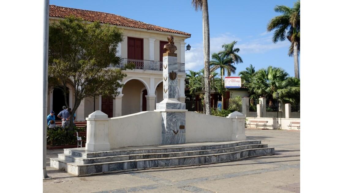 Cuba Vinales Parque Marti 2