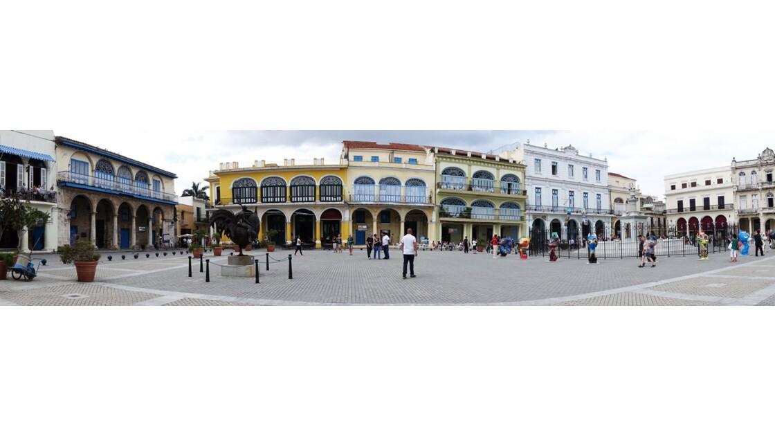 Cuba La Havane Plaza Vieja 1