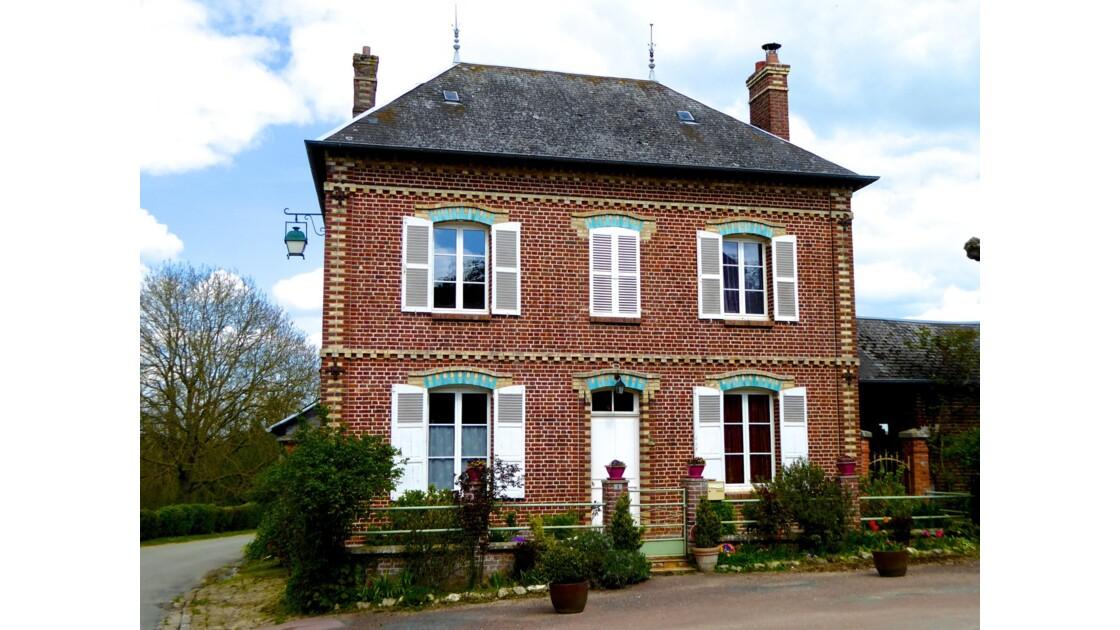 Gerberoy, classé parmi les plus beaux villages de France, au coeur de la Picardie