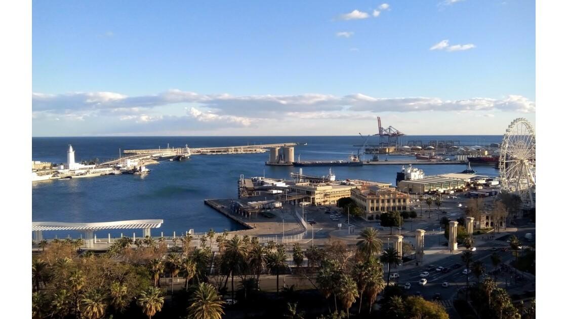 Port de Malaga