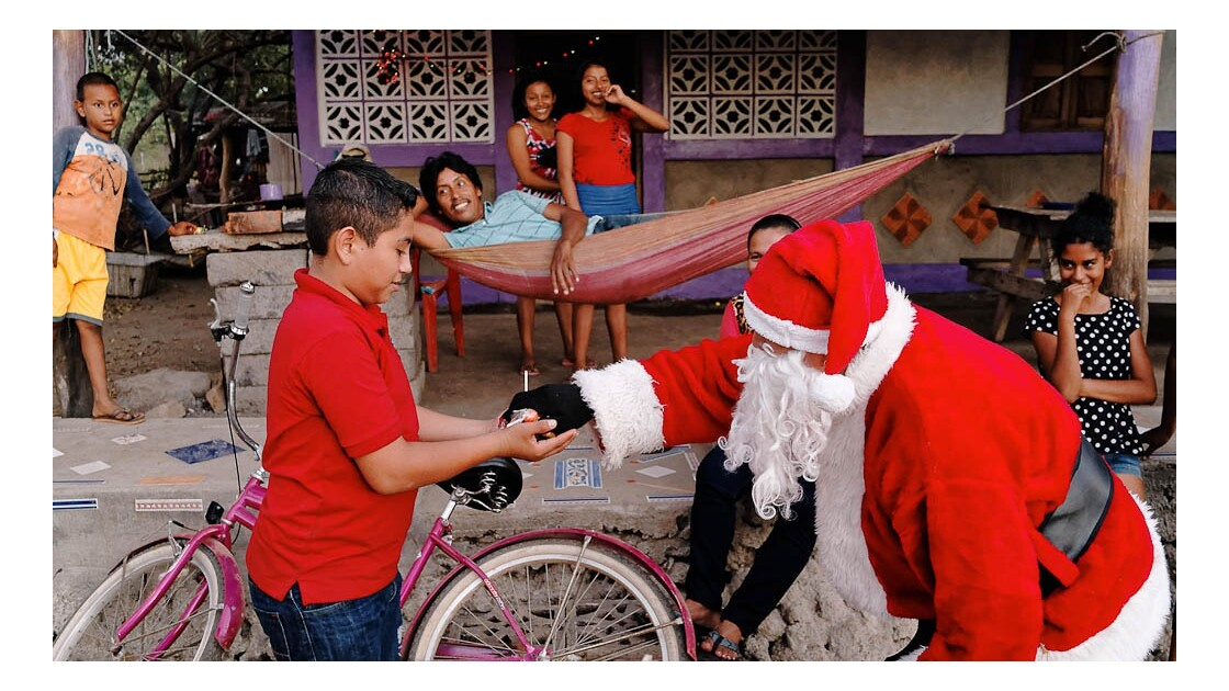 Noël au Nicaragua