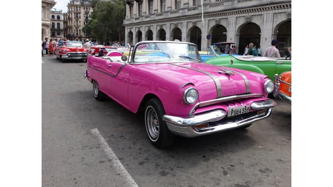 Cuba Les belles américaines de La Havane 10