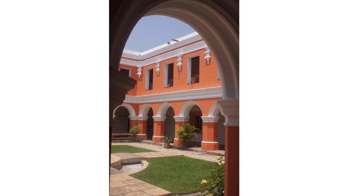 Cloître à Antigua