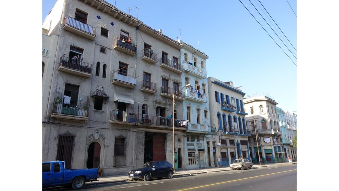 Cuba La Havane Cayo Hueso San Lazaro 1