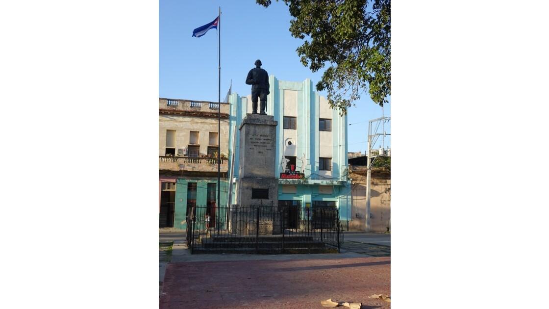 Cuba La Havane Calle San Miguel y Parque de Trillo Palacio de la Rumba