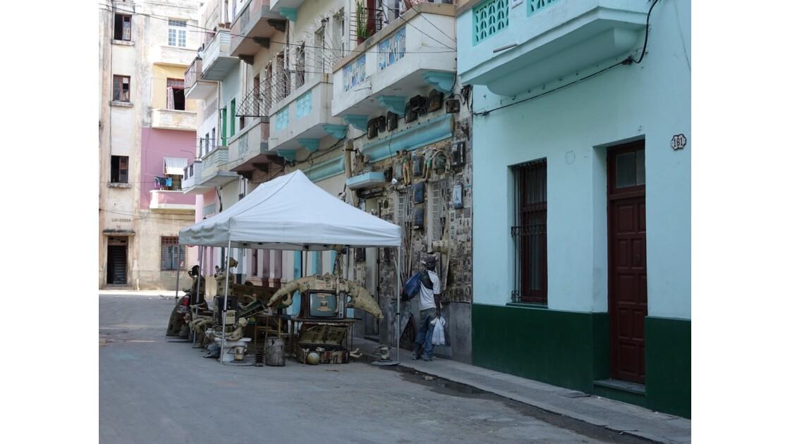 Cuba La Havane Cayo Hueso Cale Soledad 1