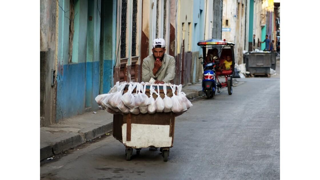 Cuba La Havane Cayo Hueso Calle San Rafael 2