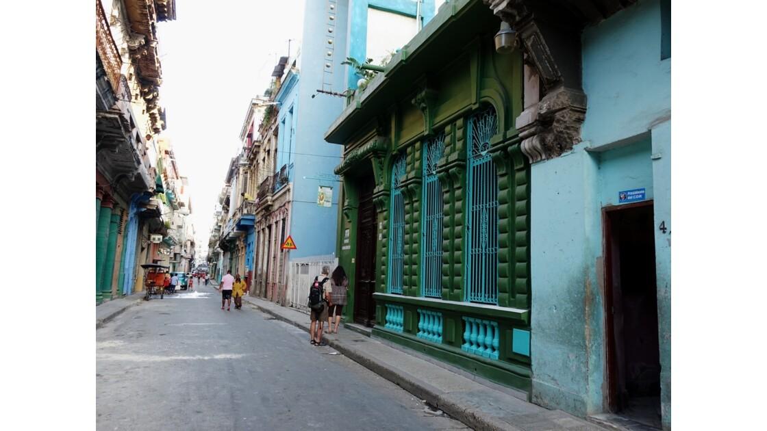 Cuba La Havane Cayo Hueso Paladar San Cristobal
