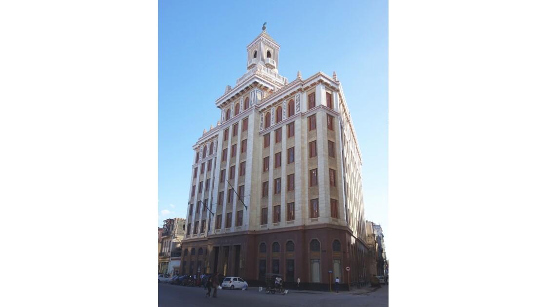 Cuba La Havane Edificio Bacardi 1