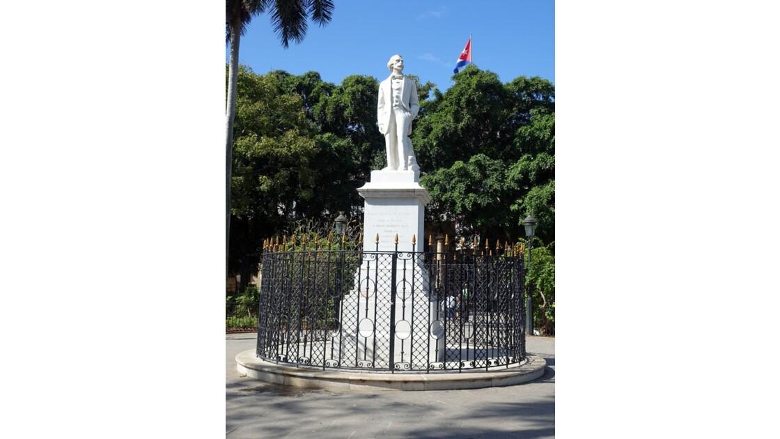 Cuba La Havane Plaza de Armas Carlos Manuel de Céspedes 1