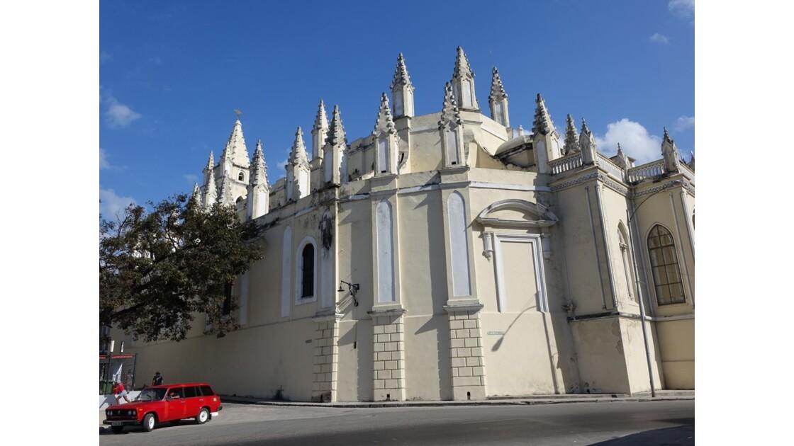 Cuba La Havane Iglesia del Santo Angel Custadio 1
