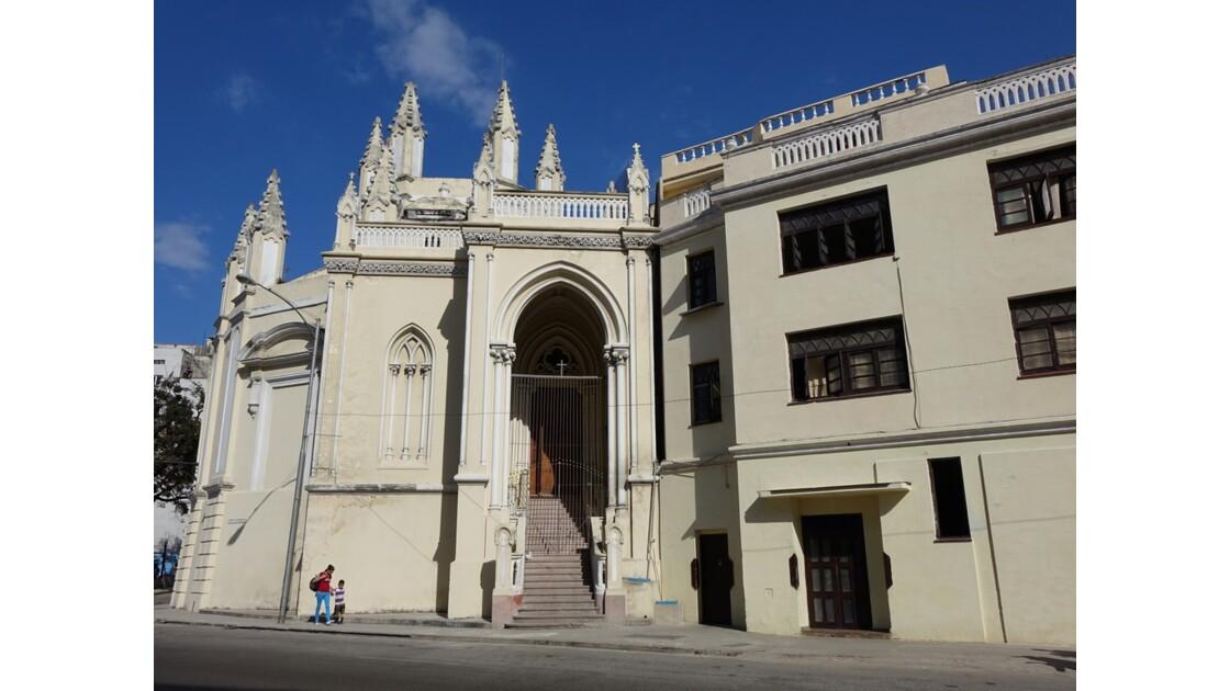 Cuba La Havane Iglesia del Santo Angel Custadio 3