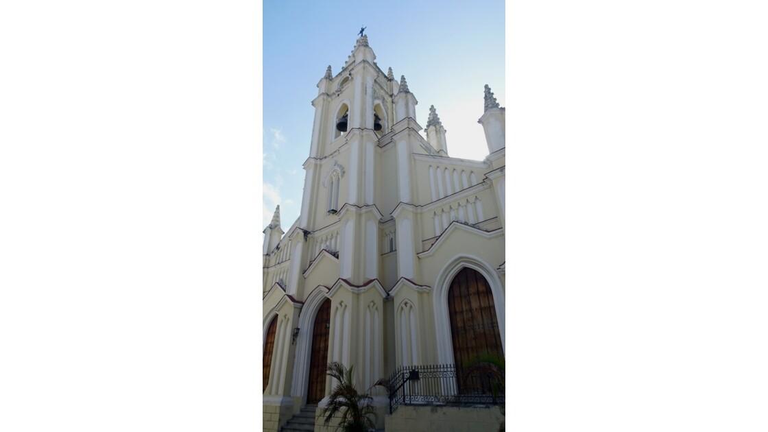 Cuba La Havane Iglesia del Santo Angel Custadio 5