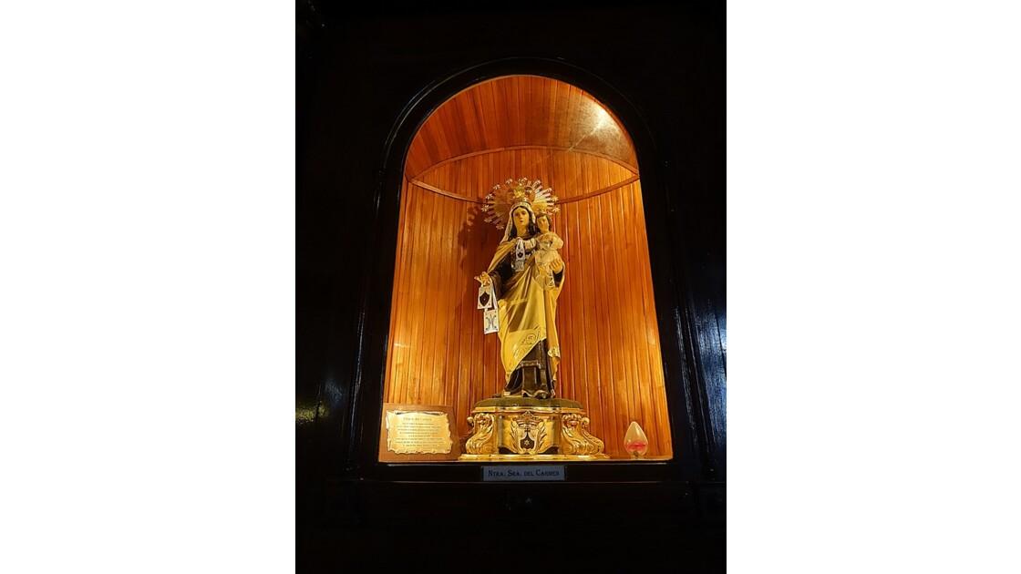Cuba La Havane Iglesia del Espiritu Santo