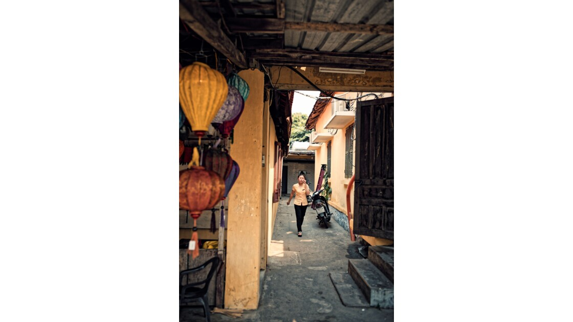 Hoi An - La vieille ville Unesco