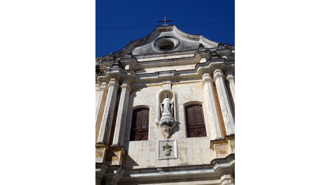 Cuba La Havane Iglesia de la Merced 2
