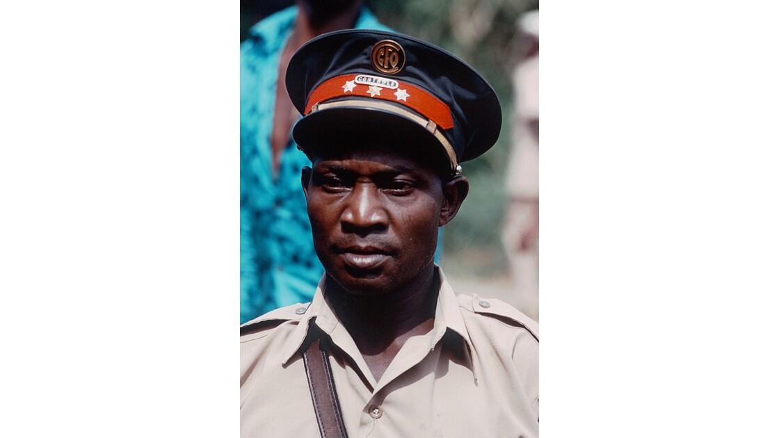 Congo 70 CFCO Le contrôleur 1