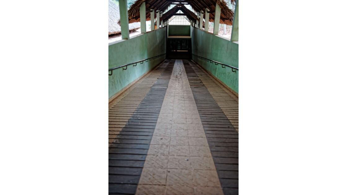 Les tunnels de Củ Chi