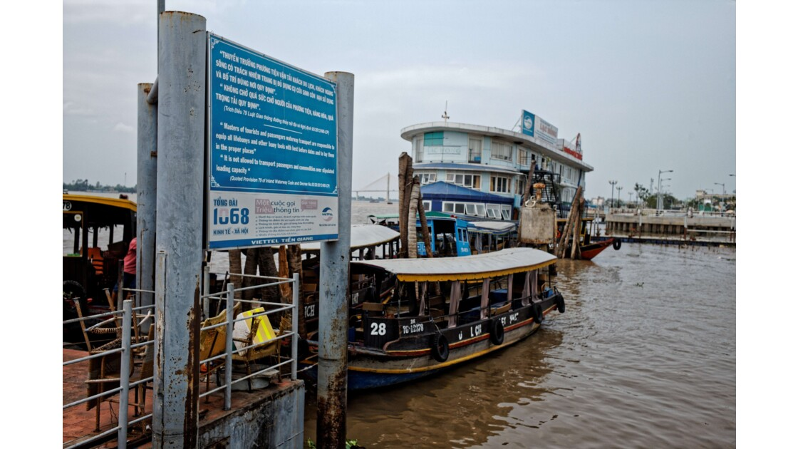 Le Delta du Mékong