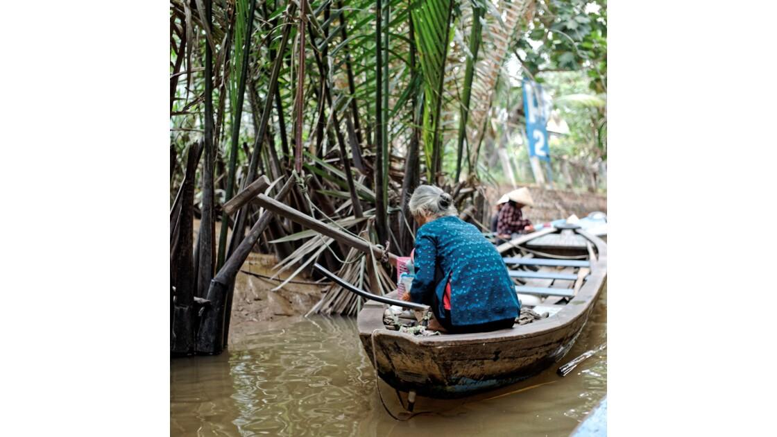 Le Delta du Mékong - Bến Tre