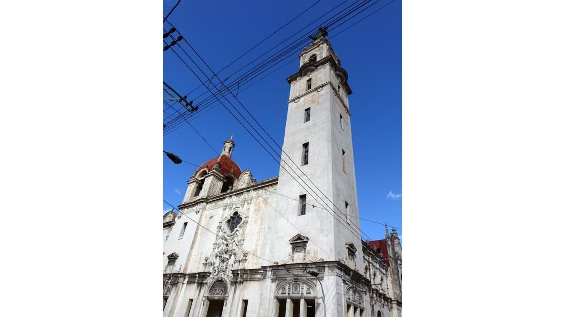 Cuba La Havane Iglesia de Nuestra del Carmen 1