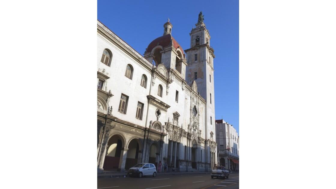 Cuba La Havane Iglesia de Nuestra del Carmen 4