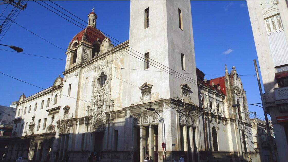 Cuba La Havane Iglesia de Nuestra del Carmen 6