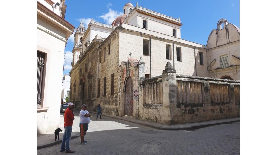 Cuba La Havane Convento de Santa Clara 2