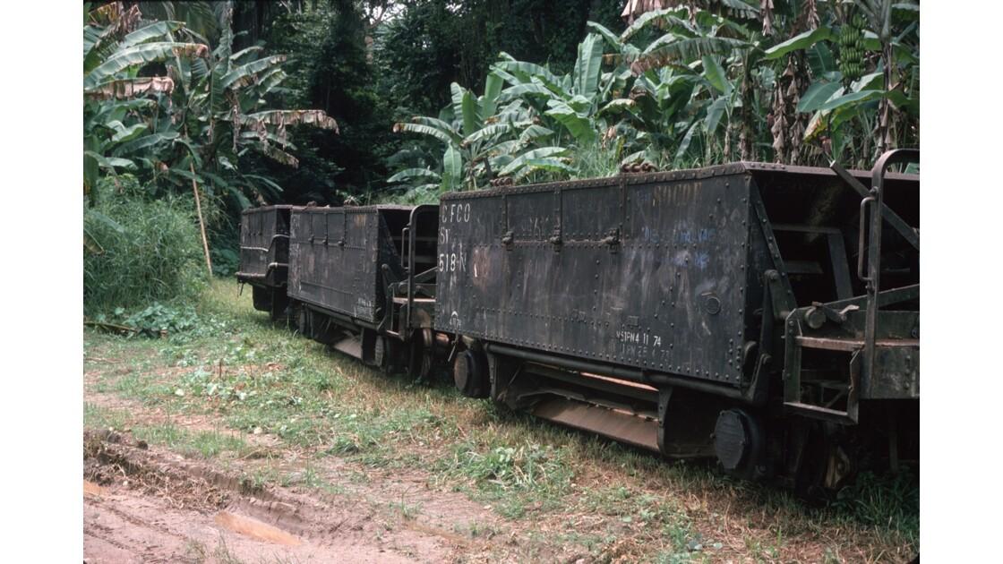 Congo 70 CFCO Travaux dans le Mayombe 2