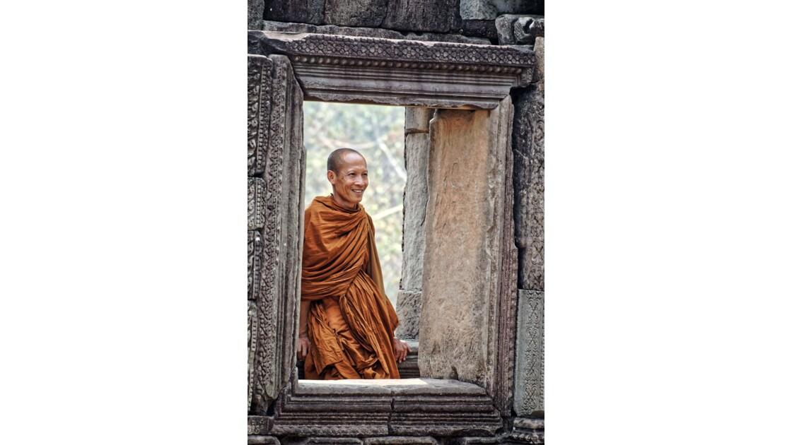 Temple d'Angkor - Le Baphûon