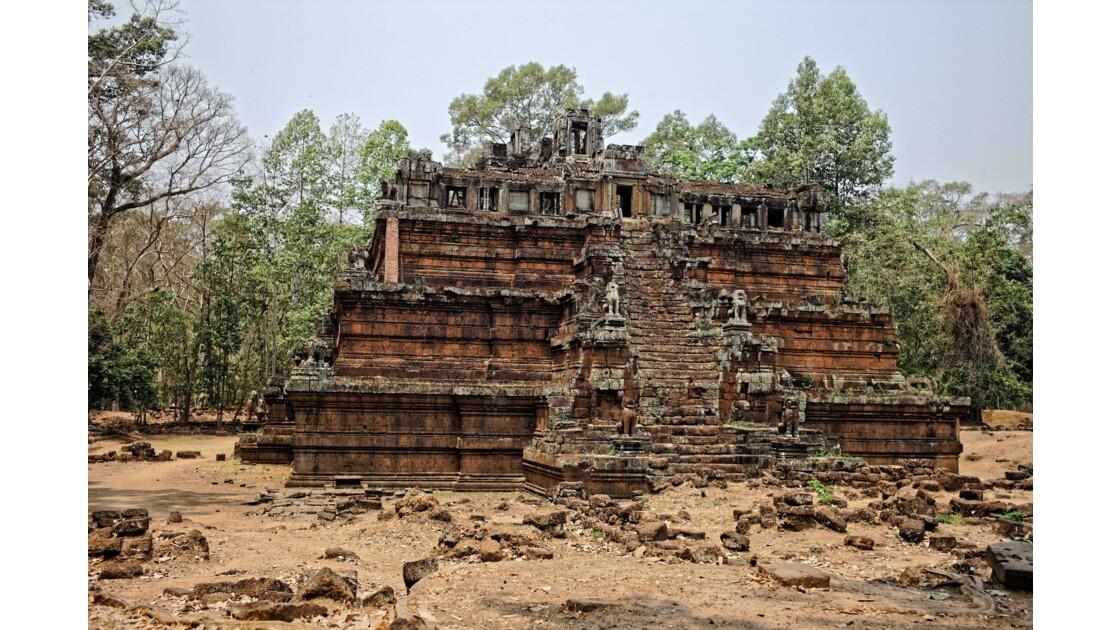 Temple d'Angkor - Le Phiméanakas