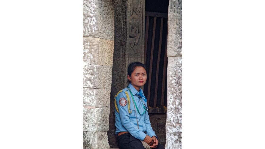 Temple d'Angkor - Angkor Vat