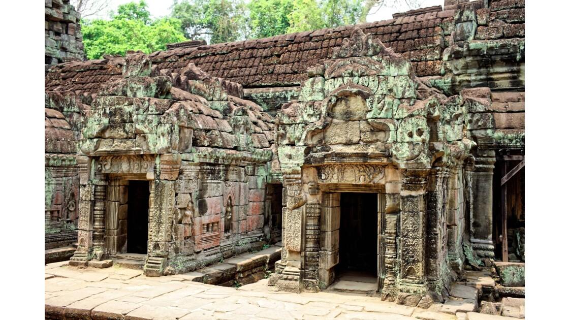 Temple d'Angkor - Le Preah Khan