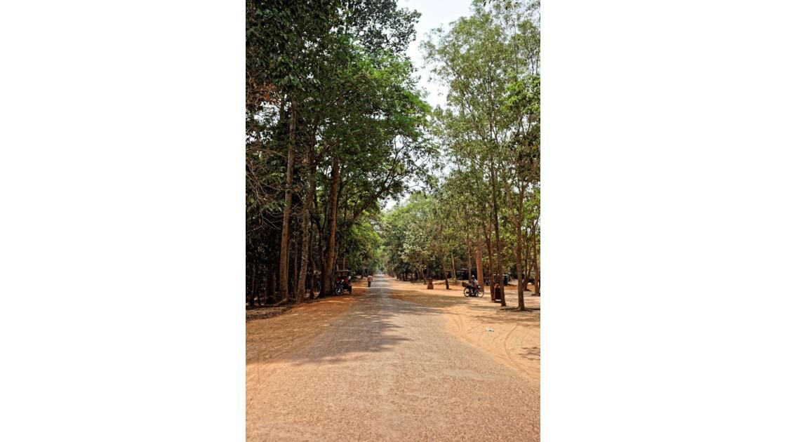 Temple d'Angkor - Prasat Neak Pean