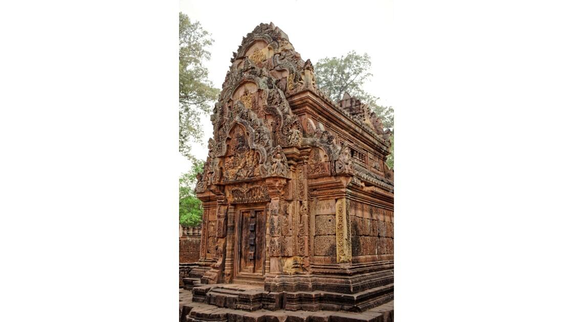 Temple d'Angkor - Banteay Srei