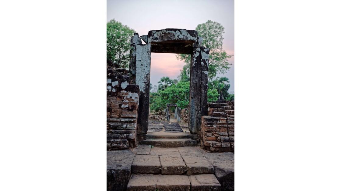 Temple d'Angkor - Prè Rup