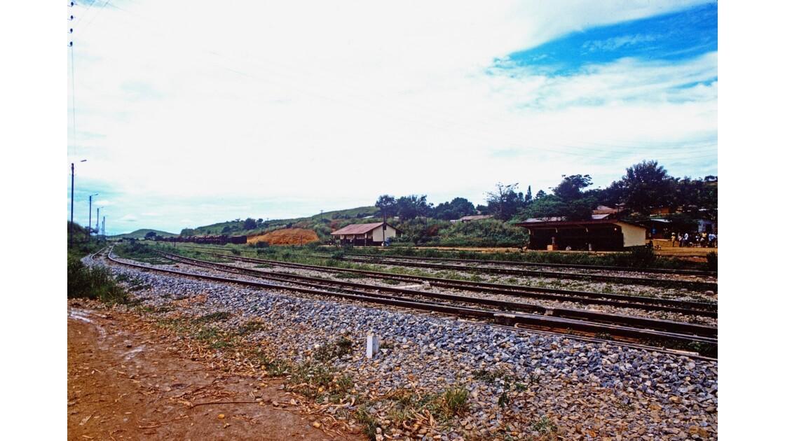 Congo 70 CFCO Gare de Mont Belo 2