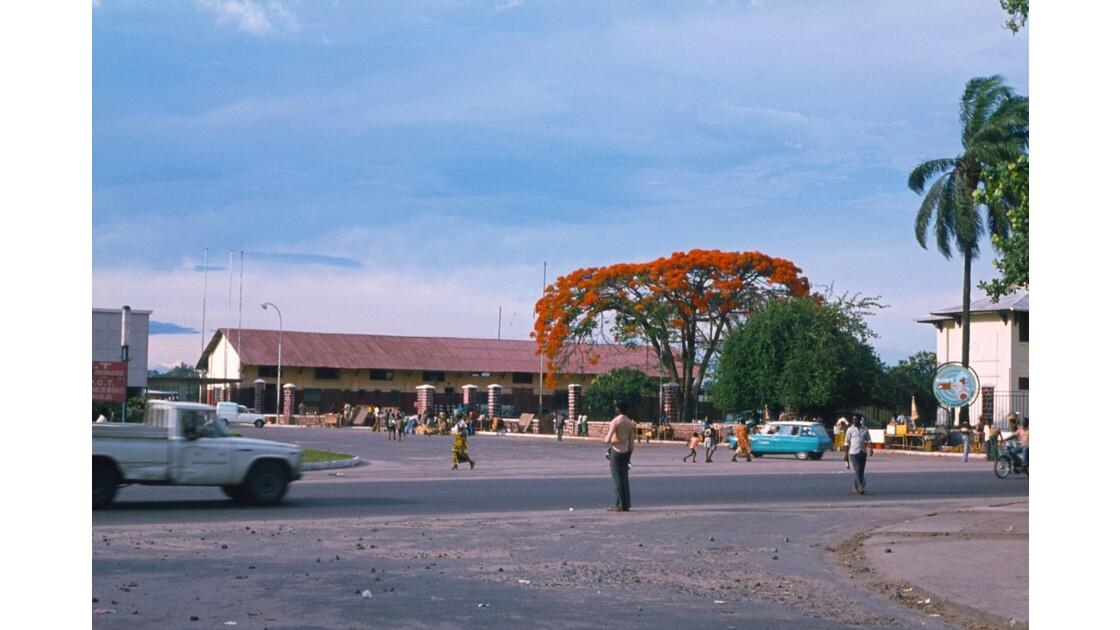 Congo 70 CFCO Gare Petite vitesse de Brazaville 1