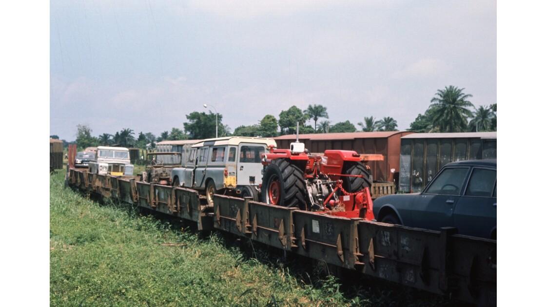 Congo 70 CFCO Gare Petite vitesse de Brazaville 7
