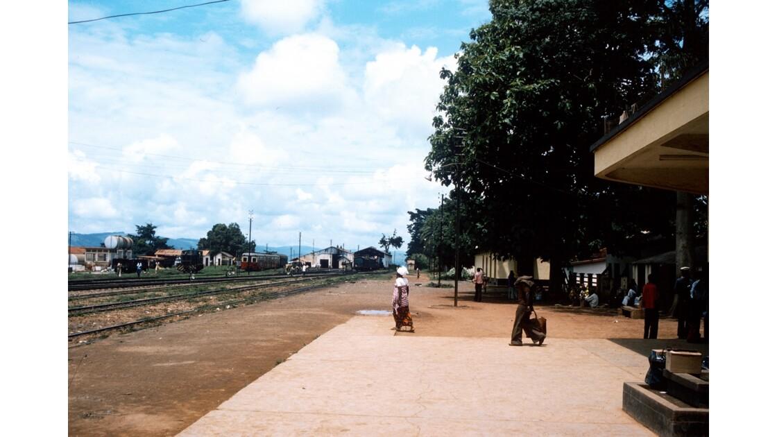Congo 70 CFCO Gare de Brazzaville 3