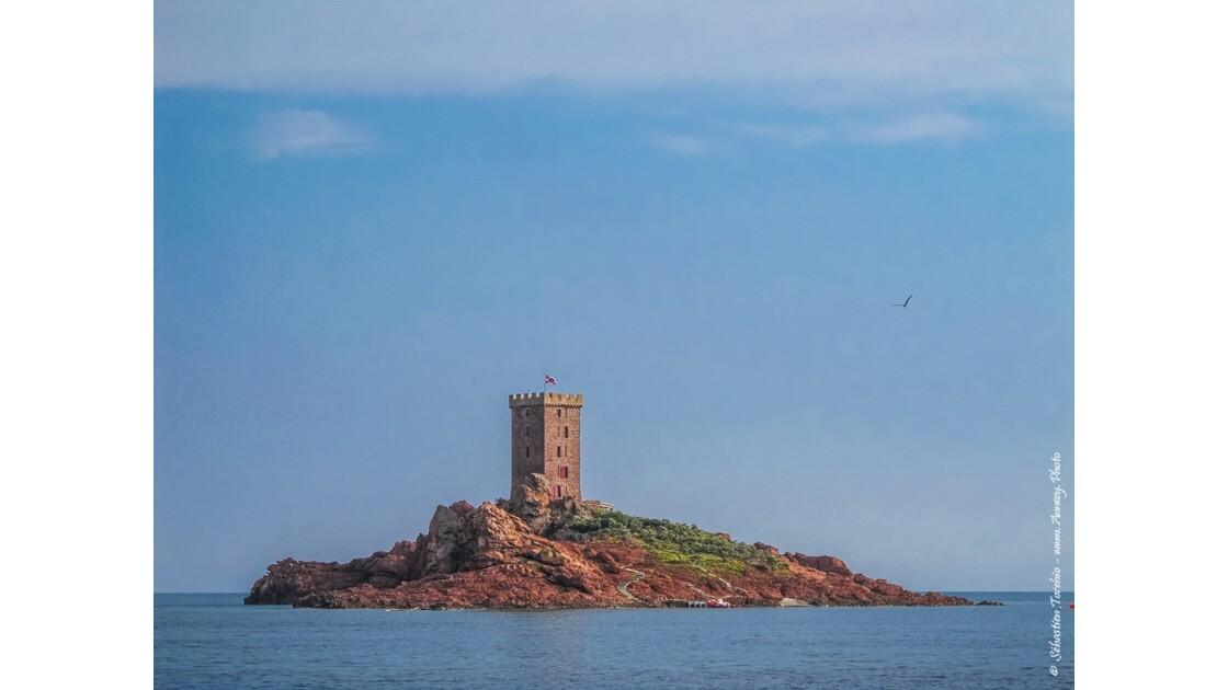 L'île d'Or - Fréjus Saint-Raphaël