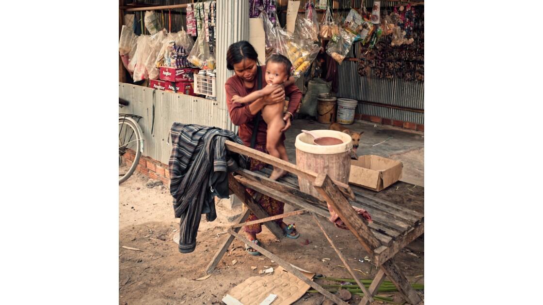 Siem Reap - Les villages