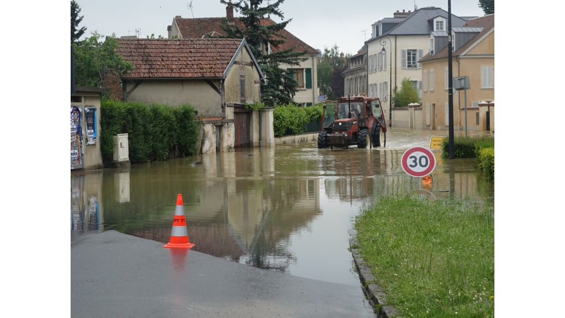 Couilly Pont aux Dames transport de cycliste 1