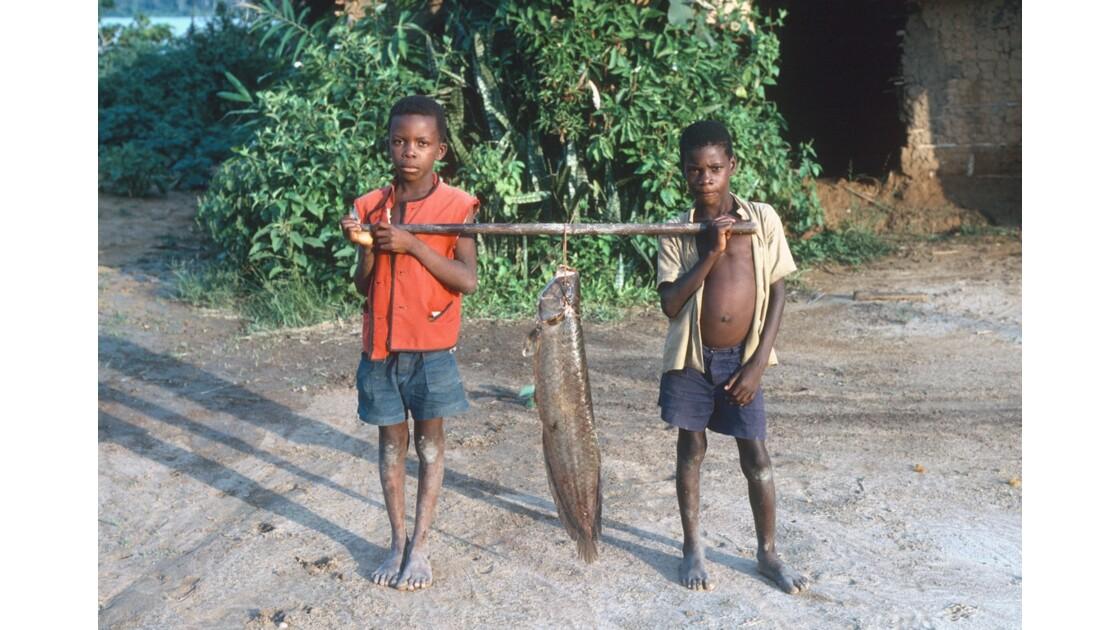 Congo 70 Impfondo Retour de pêche 2